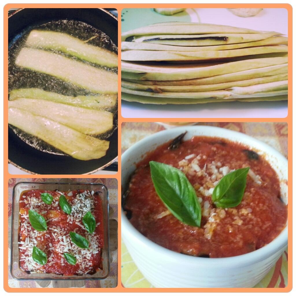 la parmigiana making of
