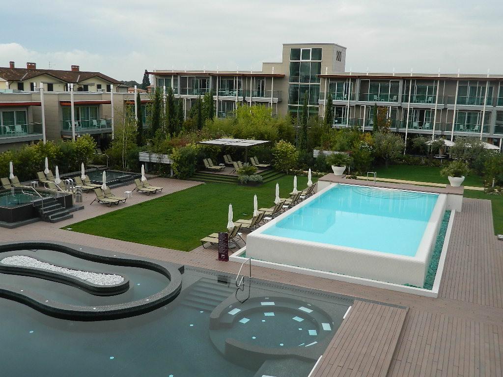All 39 aqualux hotel di bardolino tra relax eco sostenibile e - Piscine esterne ...