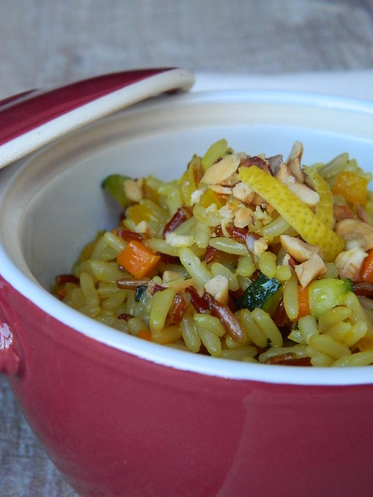 riso mix verdure