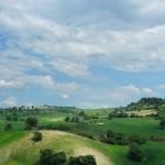 Lungo la strada che da Termoli porta a Campobasso