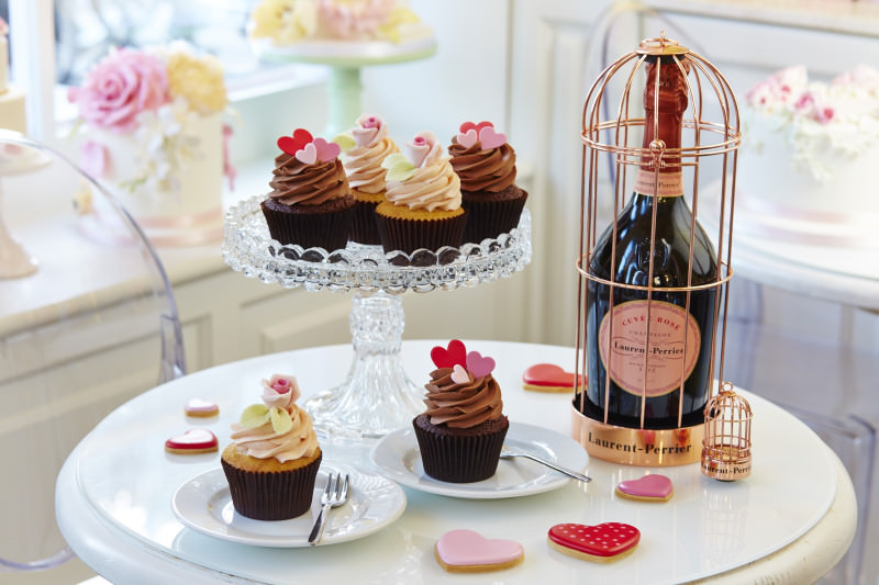 Laurent Perrier Peggy Porschen