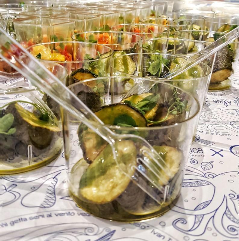 zucchine alla scapece di Viviana Varese