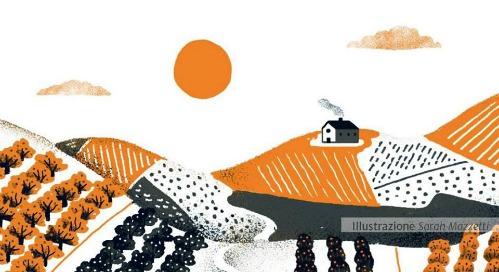 alce nero illustrazione